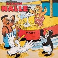 Rasmus Nalle bygger skepp/Rasmus Nalle möter Ursula - Carla Hansen
