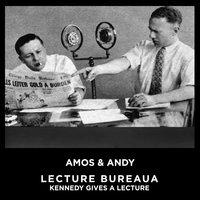 Lecture Bureaua Kenddy Gives A Lecture - Amos Oz