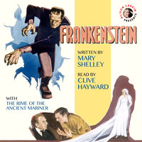 Frankenstein with The Rime of the Ancient Mariner - Mary Shelley,Samuel Taylor Coleridge