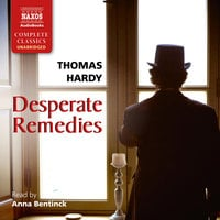Desperate Remedies - Thomas Hardy