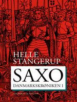 Saxo: Danmarkskrøniken I - Helle Stangerup