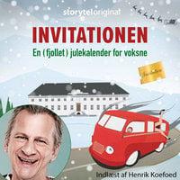 Invitationen - en julekalender for voksne - Kirsten Sonne Harild, Lise Bistrup