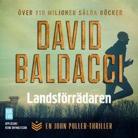 Landsförrädaren - David Baldacci