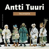 Talvisota - Antti Tuuri