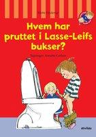Hvem har pruttet i Lasse-Leifs bukser? - Mette Finderup