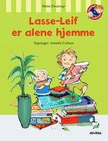 Lasse-Leif er alene hjemme - Mette Finderup
