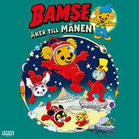 Bamse åker till månen - Rune Andréasson