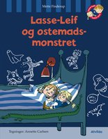 Lasse-Leif og ostemadsmonstret - Mette Finderup