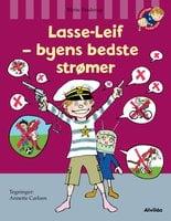 Lasse-Leif - byens bedste strømer - Mette Finderup
