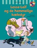 Lasse-Leif og de hemmelige kæledyr - Mette Finderup