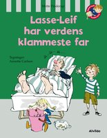 Lasse-Leif har verdens klammeste far - Mette Finderup