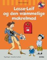 Lasse-Leif og den virkelig væmmelige makrelmad - Mette Finderup