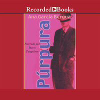 Purpura (Purple) - Ana García Bergua