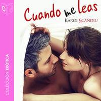 Cuando me leas - dramatizado - Karol Scandiu