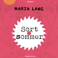 Sort sommer - Maria Lang