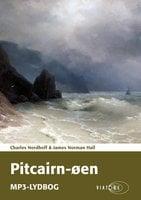 Pitcairn-øen - James Norman Hall,Charles Nordhoff