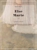 Else Marie - Sigurd Elkjær