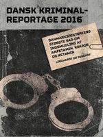 Danmarkshistoriens største sag om indsmugling af amfetamin, kokain og ketamin - Diverse