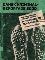 Myrdet ved en fejltagelse - Diverse,Diverse forfattere