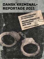 Drabsforsøget på restaurant Ban-Gaw - Diverse