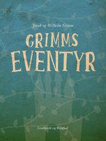 Grimms eventyr - Jacob Grimm
