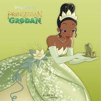 Prinsessan och grodan - Disney