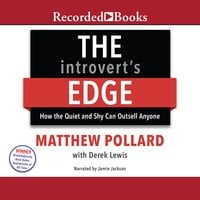 The Introvert's Edge-How the Quiet and Shy Can Outsell Anyone - Derek Lewis,Matthew Pollard