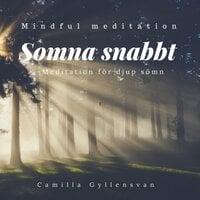 Somna snabbt -meditation för djup sömn - Camilla Gyllensvan