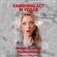 Vanishing Act In Vegas - Morgan St. James, Phyllice Bradner
