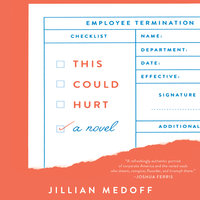 This Could Hurt - Jillian Medoff