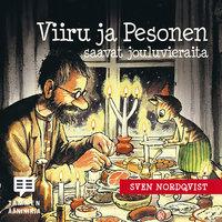 Viiru ja Pesonen saavat jouluvieraita - Sven Nordqvist