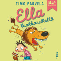 Ella luokkaretkellä - Timo Parvela