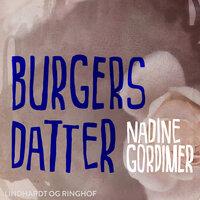 Burgers datter - Nadine Gordimer