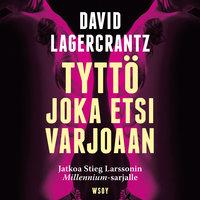 Tyttö joka etsi varjoaan - David Lagercrantz