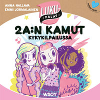 2 A:n kamut kykykilpailuissa - Anna Hallava
