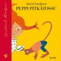 Peppi Pitkätossu - Astrid Lindgren