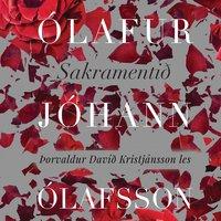 Sakramentið - Ólafur Jóhann Ólafsson