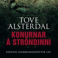 Konurnar á ströndinni - Tove Alsterdal