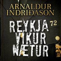 Reykjavíkurnætur - Arnaldur Indriðason
