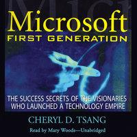 Microsoft First Generation - Cheryl Tsang