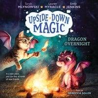 Dragon Overnight - Sarah Mlynowski, Lauren Myracle, Emily Jenkins