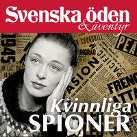 Kvinnliga spioner - Hemmets Journal,Andreas Jemn