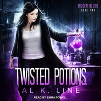 Twisted Potions - Al K. Line