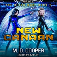 New Canaan - M.D. Cooper
