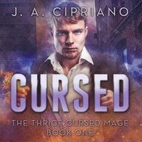 Cursed - J.A. Cipriano