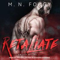 Retaliate - M.N. Forgy