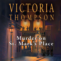 Murder on St. Mark's Place - Victoria Thompson
