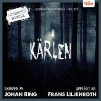 Kärlen : en nattlägesnovell - Johan Ring