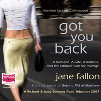 Got You Back - Jane Fallon