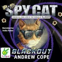 Spy Cat: Blackout - Andrew Cope